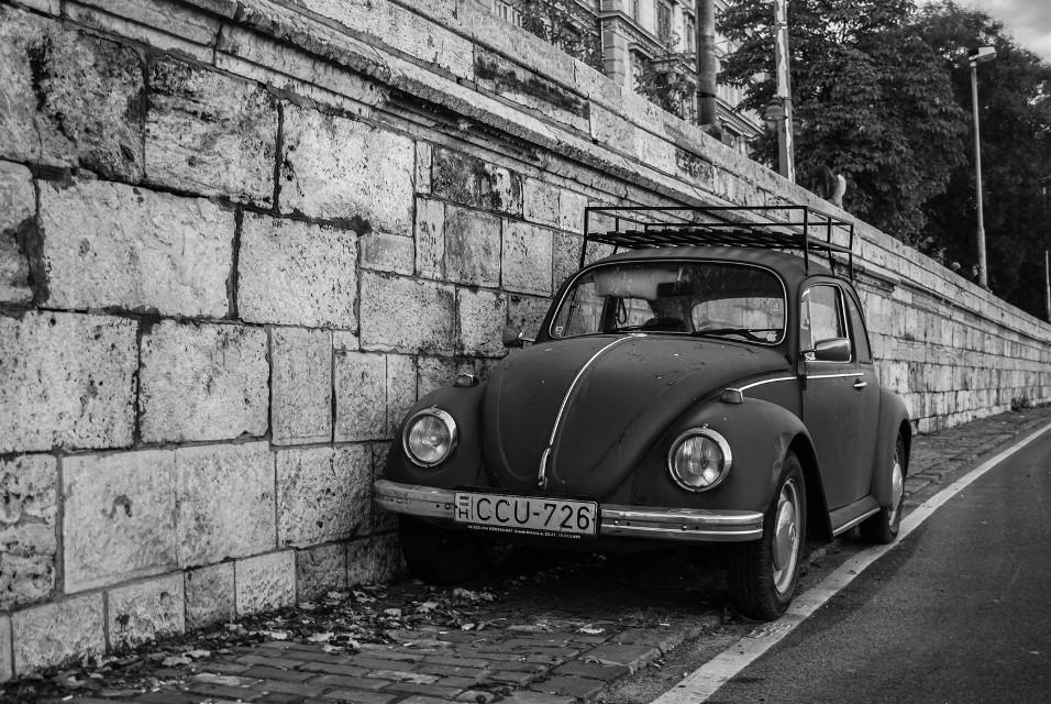 #blackandwhite #cars #Budapest