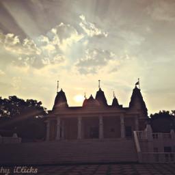 temple art building architecture dawn