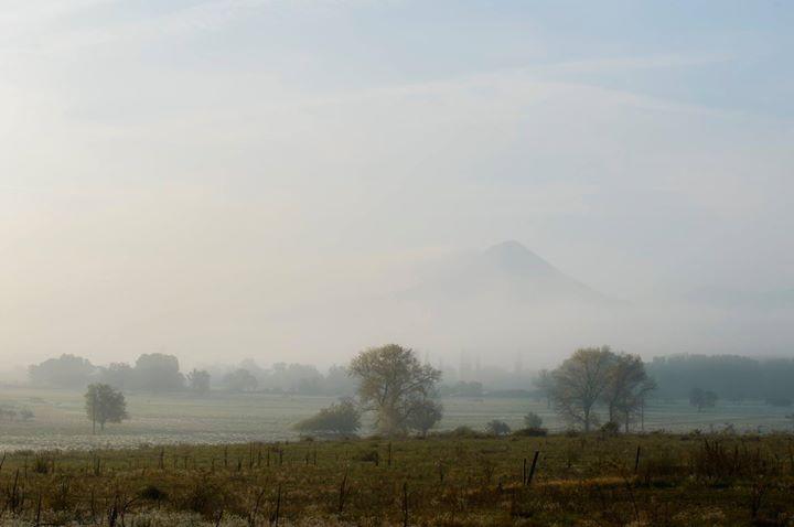 #nature  #foggy  #mountain