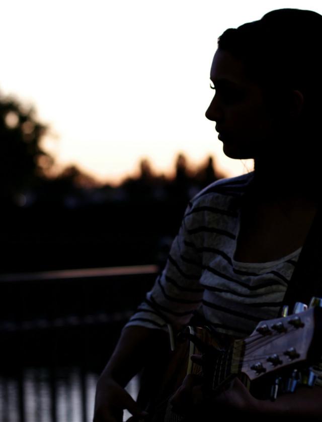 Portrait series Desi #emotions #photography #nature #muw #music #sunset  #silhouette