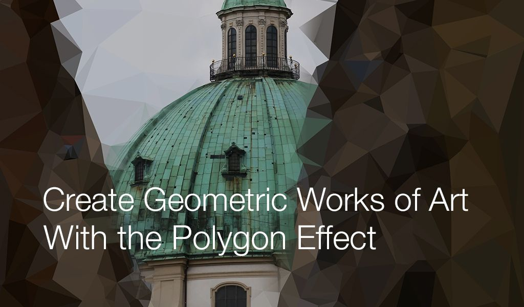 how to apply polygon effect
