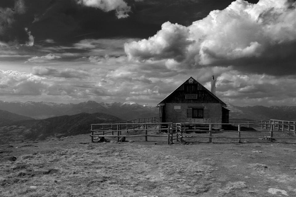 #blackandwhite #nature #landscape #freetoedit #photography #mountain