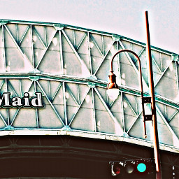 triangles photography colorful minutemaidpark myshot