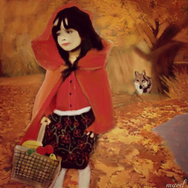 #wdpautumn #fall #drawing #wdpautumncolors