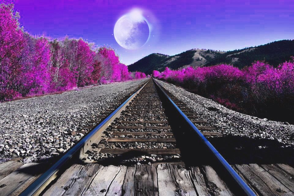 fterailway png moon sky pink vote clip art free vote clip art 3