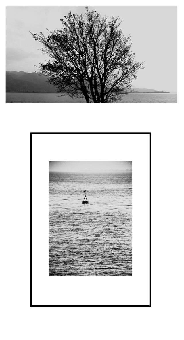 苍山洱海边。 #blackandwhite #nature #photography #travel #peaceful