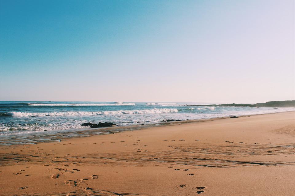 #beach #cool #sky #canon #waves #Sand