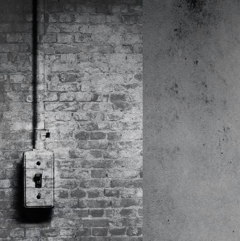 #Switch #wall #bricks  #blackandwhite #p #photography