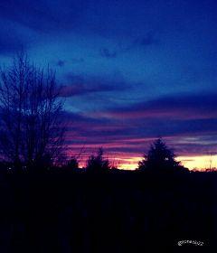 sunset sky photography sun silhouette