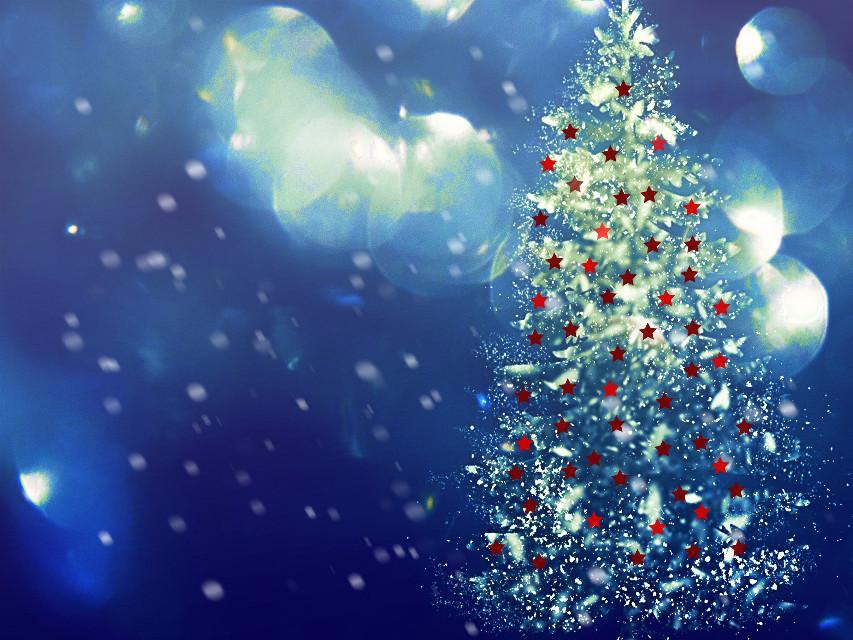 #freetoedit #clipart #christmas #festive #bokeh