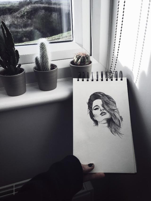 Im crap at drawing portraits...