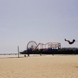 beach photography summer travel california