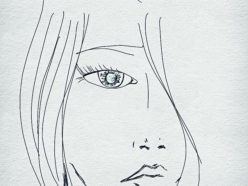 #portrait #blackandwhite #drawing