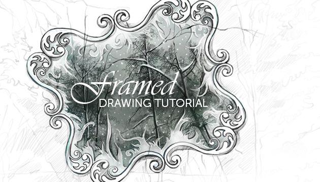 frames doodling tutorial