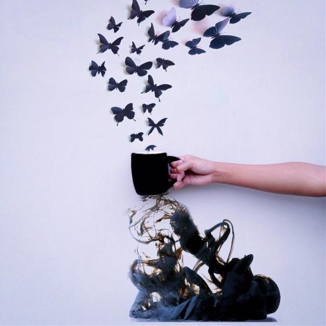 metamorfosa,,,  #art #photography #summer #butterfly #picsart