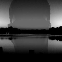 blackandwhite photography broken past