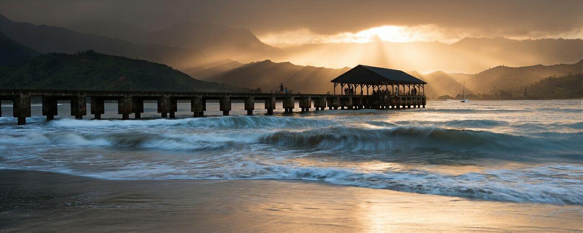 #kauai,#hawaii,#nature,#landscape,#sunset