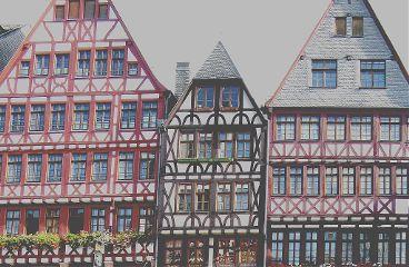 dailyinspirations architecture frankfurt travel colours