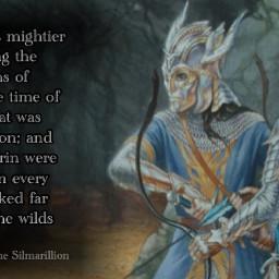 beleg beleg cúthalion túrin quotesandsayings the silmarillion