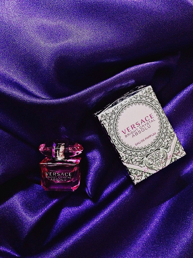 #versace #absolu #mini #perfume