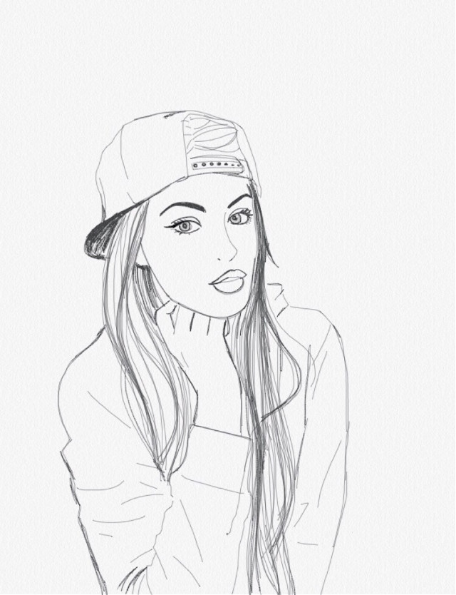 I love this draw😍 #drawing #FreeToEdit