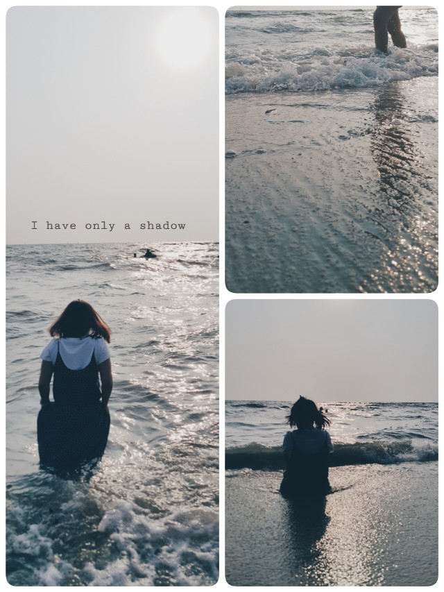 I miss you when I lonely, are you really thinks likes me. #womaninlove #adayinthailand #inthailand #sea #beach  #sand #sky #standbyme #love #youarenotalone