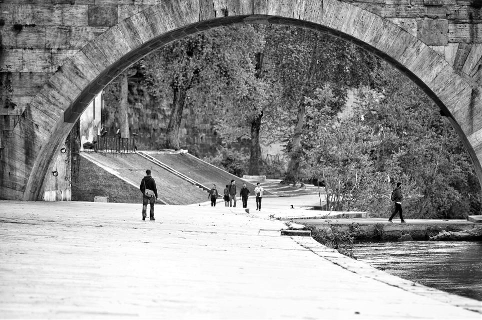 Rome. Black&white. #rome #blackandwhite #black&white #streetphotography #street #b&w #urban #city