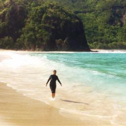 wppgreen myhappyplace beach nature solotravel waptravelmoodboard