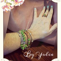 fashionstyle jewelryhandmade bracelets rings wirejewelry