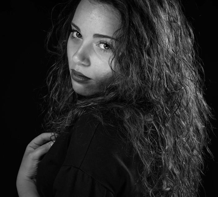 ##portrait #photography #blackandwhite #bokeh #people #flash #studio #Nikon #model #softbox #beauty #photoshop #woman #gallery #lowkey #dark #eyes #glamour #fashion #nikkor