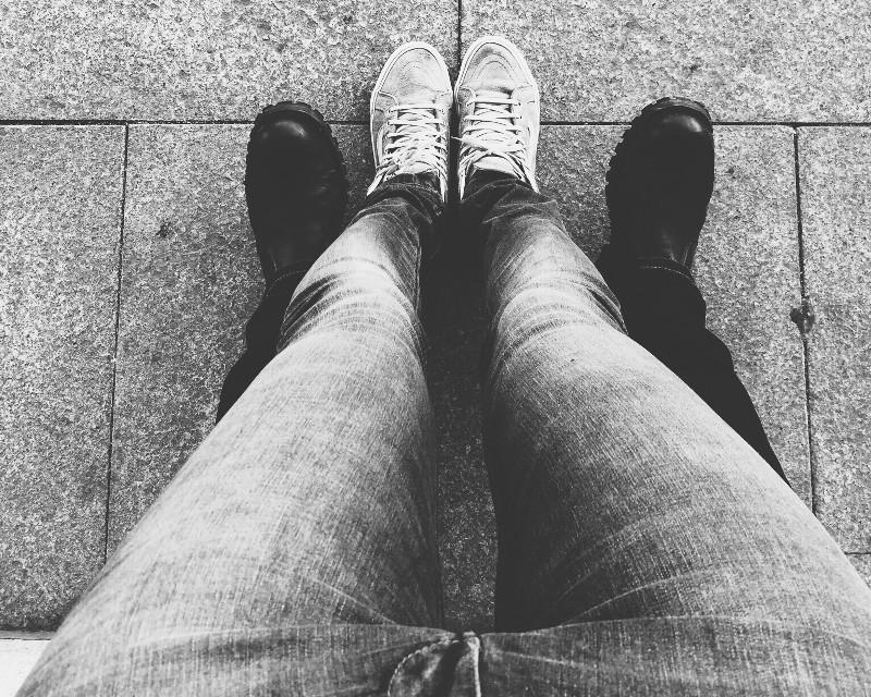 Four Legs, One Heart……