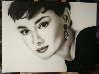 blackandwhite portrait beauty artist drawing