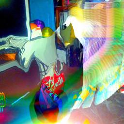 interesting psychedelic art