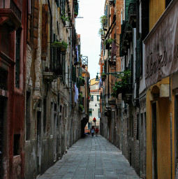 architecture venice italy street photography