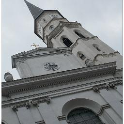 vienna wien austria citycenter church